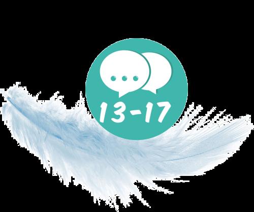 Chat | Le coin des jeunes (13 - 17 ans)