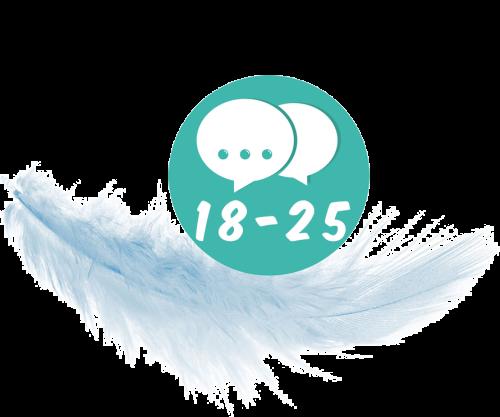 Chat | Le coin des jeunes (18 - 25 ans)